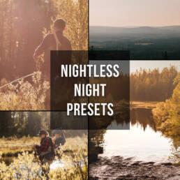 Nightless Night Preset Set
